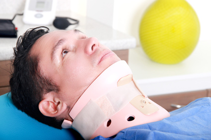 Serious neck injuries – advice from The Injury Lawyers