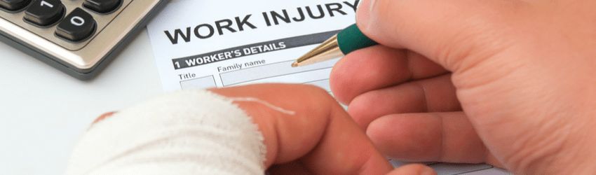workplace injury claims